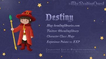 TRQ Destiny 10xp