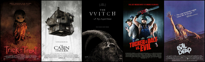 T25T: Favorite Horror Films – howling libraries